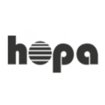 HOPA PLZEŇ s.r.o. - stínící technika, garážová vrata – logo společnosti