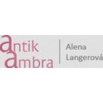 ANTIK AMBRA - Langerová Alena – logo společnosti