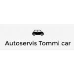 Autoservis Tommi car – logo společnosti