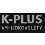 K-PLUS - vyhlídkové lety – logo společnosti