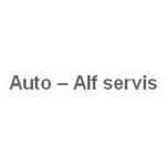 AUTO-ALF-servis s.r.o. – logo společnosti