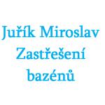 Juřík Miroslav- Zastřešení bazénů – logo společnosti