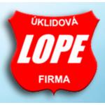LOPE úklidová firma – logo společnosti