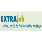 EXTRAJOB družstvo – logo společnosti