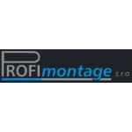 PROFI MONTAGE s.r.o. (pobočka Plzeň) – logo společnosti