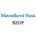 Matoušková Hana - BOZP – logo společnosti