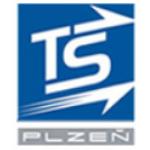 TS Plzeň a.s. – logo společnosti