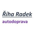Říha Radek - vnitrostátní autodoprava – logo společnosti