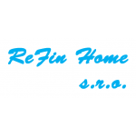 ReFin Home s.r.o. – logo společnosti