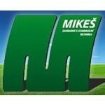 MIKEŠ-CZ, s.r.o. - zahradní a komunální technika – logo společnosti