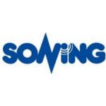 SONING Praha a.s. – logo společnosti