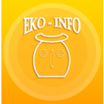 EKO - INFO ekologické poradenství s.r.o. – logo společnosti