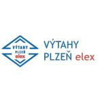 VÝTAHY Plzeň - Elex, s.r.o.- výtahy, zvedací plošiny – logo společnosti
