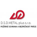 D.S.D.METAL plus spol. s r.o. – logo společnosti