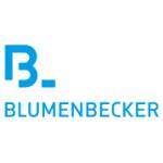 Blumenbecker Prag s.r.o. (pobočka Plzeň) – logo společnosti