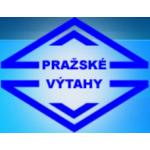 PRAŽSKÉ VÝTAHY s.r.o. (pobočka Plzeň) – logo společnosti