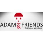 ADAM & FRIENDS s.r.o. – logo společnosti
