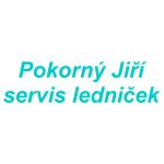 Pokorný Jiří - servis ledniček – logo společnosti