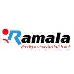 Jízdní kola - Ramala s.r.o. (pobočka Plzeň) – logo společnosti