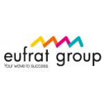 EUFRAT Group, s.r.o. – Jazyková škola EUFRAT – logo společnosti