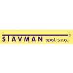 STAVMAN, spol. s r.o. – logo společnosti