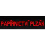 Papírnictví Plzák – logo společnosti