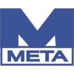 META Plzeň (pobočka Plzeň, Hřbitovní) – logo společnosti