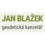 Jan Blažek- geodetické služby – logo společnosti