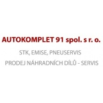 AUTOKOMPLET-SERVIS Plzeň, s.r.o. – logo společnosti