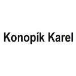 Konopík Karel – logo společnosti