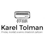Karel Tolman-Prodej, montáž a servis chladících zařízení – logo společnosti