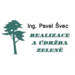 Švec Pavel, Ing.- realizace a údržba zeleně – logo společnosti