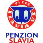 TJ SLAVIA VŠ Plzeň, z.s.- Penzion Slavia – logo společnosti