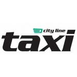 Augusta Jiří- CITY LINE Taxi Plzeň – logo společnosti