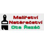 Řezáč Ota- nátěry, malby – logo společnosti