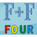 Four Vladimír- F+F Four - MALÍŘSKÉ PRÁCE – logo společnosti