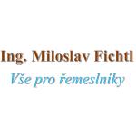 Ing. Miloslav Fichtl- prodejna nářadí Stod – logo společnosti
