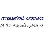 MVDr. Marcela Rybárová – logo společnosti