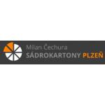 Čechura Milan - sádrokartony Plzeň – logo společnosti