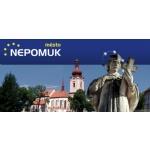 Městské muzeum a galerie Nepomuk – logo společnosti