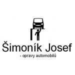 Šimoník Josef - opravy automobilů – logo společnosti