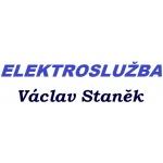 Staněk Václav - ELEKTROSLUŽBA – logo společnosti