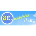 80. mateřská škola Plzeň – logo společnosti