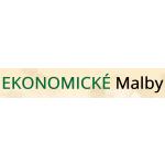 Ekonomické malby- Plzeň – logo společnosti