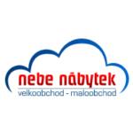 Nebe nábytek – logo společnosti