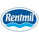 Rentmil s.r.o.- bazény Rentmil – logo společnosti