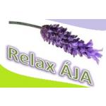 Relax masáže ÁJA - Alena Veličková – logo společnosti