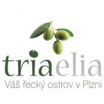 TRIAELIA- přírodní olivová kosmetika – logo společnosti
