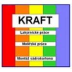 Kraft Petr - malířské práce – logo společnosti