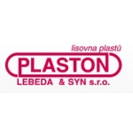 PLASTON Lebeda & syn s.r.o. (Praha-město) – logo společnosti